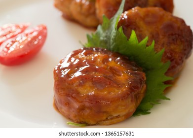 Hamburg steak is a patty of ground beef. It is closely similar to the Salisbury steak. Made popular worldwide by migrating Germans, it became a mainstream dish around the start of the 19th century.