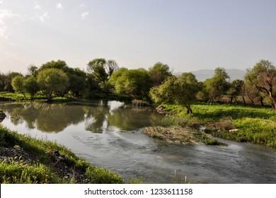 Hamdawi River in the Sulaymaniyah area of Kurdistan, Iraq