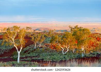 Hamersley Range - Pilbara - Australia