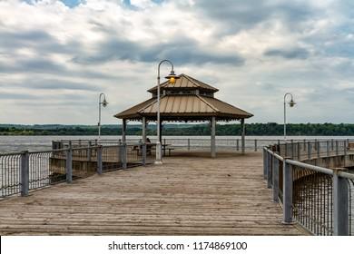 Hamilton Harbour Bandstand