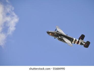 Canadian Warplane Heritage Museum Images, Stock Photos