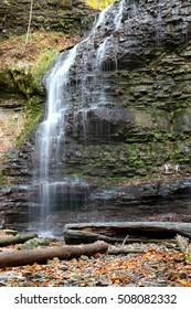 Hamilton Tiffany Falls - fall