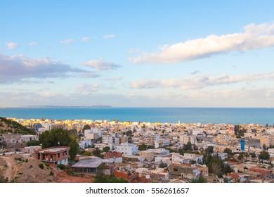 Hammam Lif. Tunisia