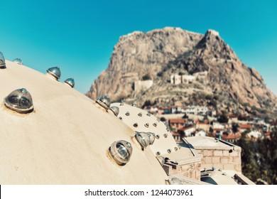 Hammam Roof in Afyonkarahisar