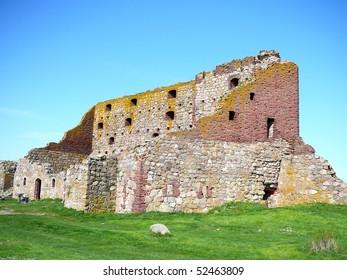 Hammershus, Northern Europe's Oldest Fortress on Bornholm