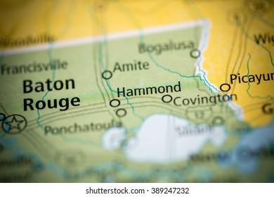 Hammond. Louisiana. USA