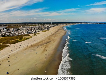 hampton beach aerial view