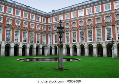 Hampton Court Palace, Henry VIII residence, London, England