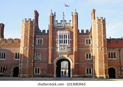 Hampton Court Palace, South West London