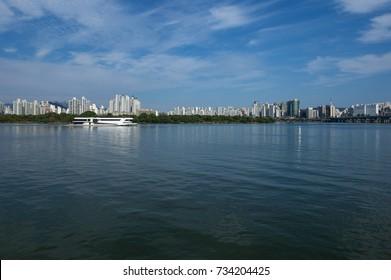 Han River Scenery