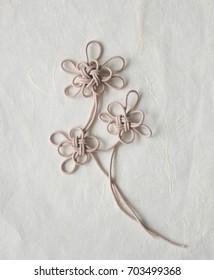 Hanamusubi; pattern of flower knot