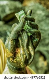 Hand of Buddha, Thailand
