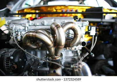 Exhaust Manifold Images, Stock Photos & Vectors | Shutterstock