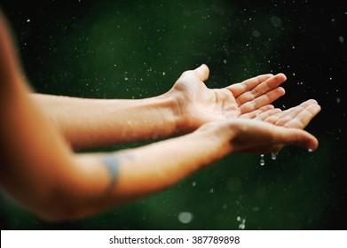 Prayer Rain Images, Stock Photos & Vectors | Shutterstock