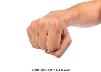 91c1b5fb4 Punching Fist Images, Stock Photos & Vectors | Shutterstock