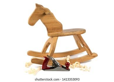 Wooden Rocking Horse Images Stock Photos Vectors Shutterstock