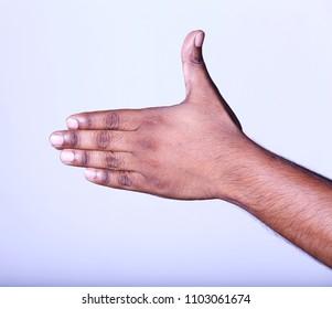 Hand Directions symbol