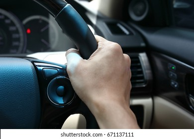 hand driver chauffeur control steering wheel vehicle car