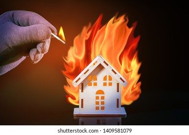 Playing With Fire How Much Risk Should >> Playing With Fire Images Stock Photos Vectors Shutterstock