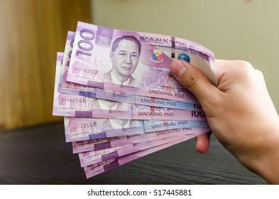 Philippine Money Images, Stock Photos & Vectors | Shutterstock