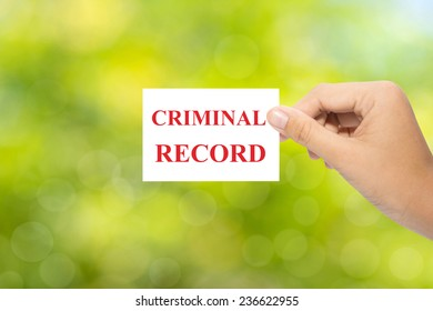Criminal Offence Images, Stock Photos & Vectors | Shutterstock