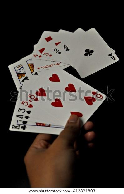 Poker aj vs kq