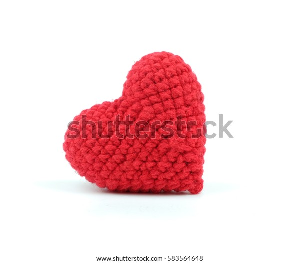 Amigurumi Heart PDF Crochet Pattern | 527x600
