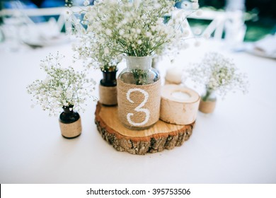 Hand Made  Wedding Decoration, flowers, wood