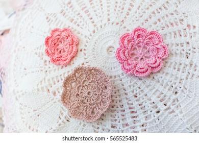Hand maid crochet