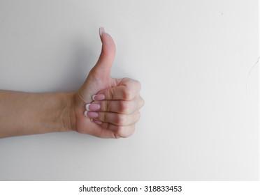 hand okay