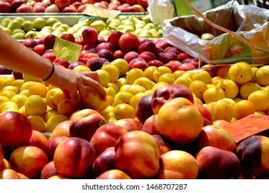 Fruit Marketer Images, Stock Photos & Vectors | Shutterstock