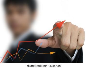 Hand point graph