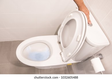 Flushing deutsch