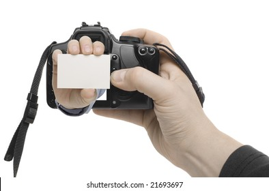 a hand reaches out of a digital camera