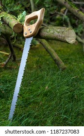 hand saw for cutting wood