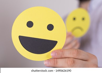 Bilder, Stockfotos und Vektorgrafiken Bewertung Smiley