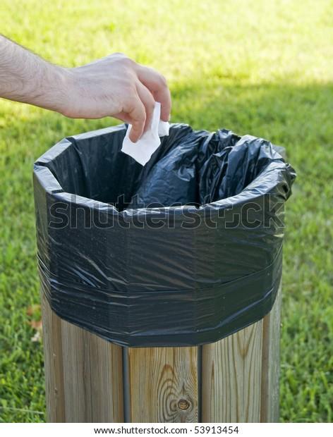 hand-throwing-crumpled-paper-litterbin-6