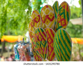 Karen Hill Tribe Style Women Dress Skirt Thread Sewing Hand-Woven Thai Handmade