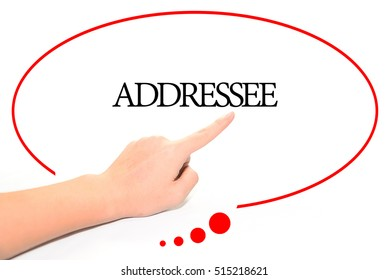 addressee images stock photos vectors shutterstock