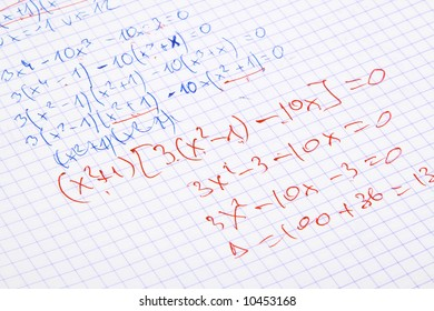 Laptop Abstract Binary Code Login Problem Stock Photo (Edit Now