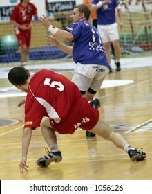 Handball - stjarnan - Haukar - 2006
