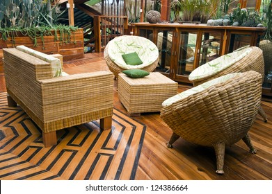 1000+ Bamboo Furniture Stock Images, Photos & Vectors ...