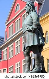 Handel monument in Halle (Saale)