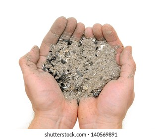 handful ashes