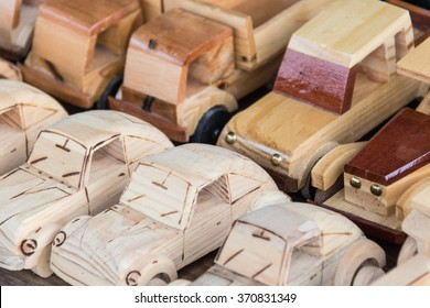 Handicraft - Souvenirs made of wood