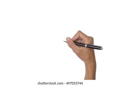 Handle pen