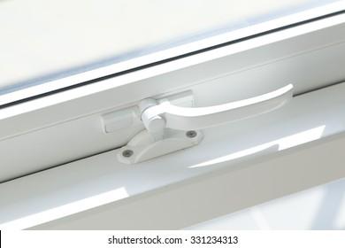 Handles of  windows,PVC
