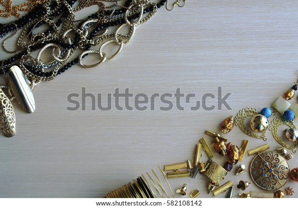 handmade accessories making tools