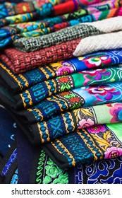 handmade bai minority textiles