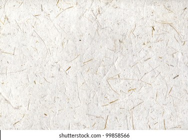 Handmade japan rice paper horizontal backgrounds, scan texture